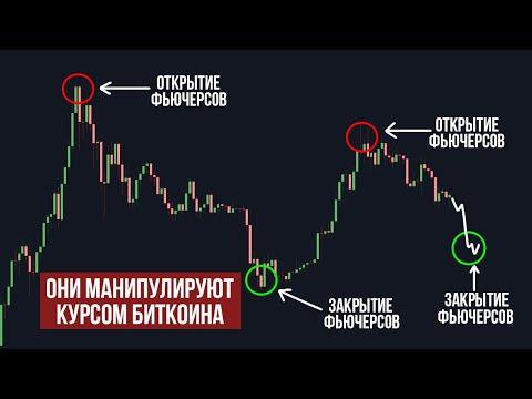 Как они отправляют биткоин на дно