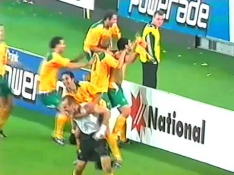 Japanese commentators go nuts calling Australia v Uruguay shootout
