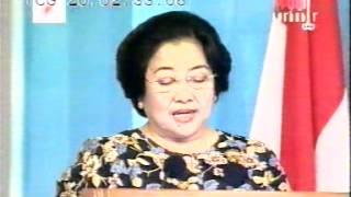 Dialog Capres & Cawapres - @kadinindonesia, 2004: Mega-Hasyim 1
