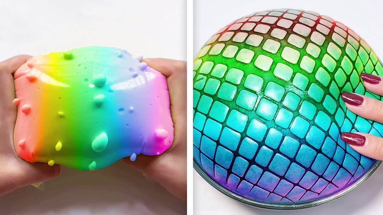 The Most Satisfying Slime ASMR Videos | Relaxing Oddly Satisfying Slime 2019 | 467