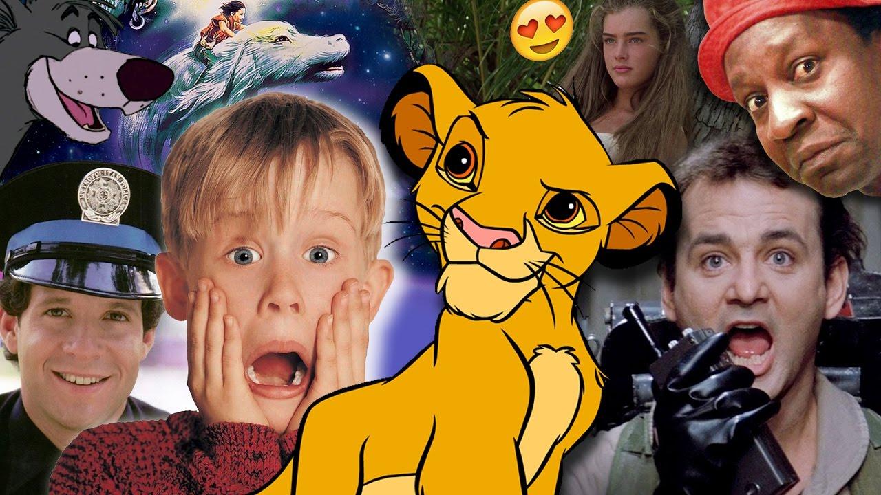 Filmes De Comedia Dos Anos 80 regarding filmes da infÂncia nos anos 80 e 90 | pipoca e nanquim #243 - youtube
