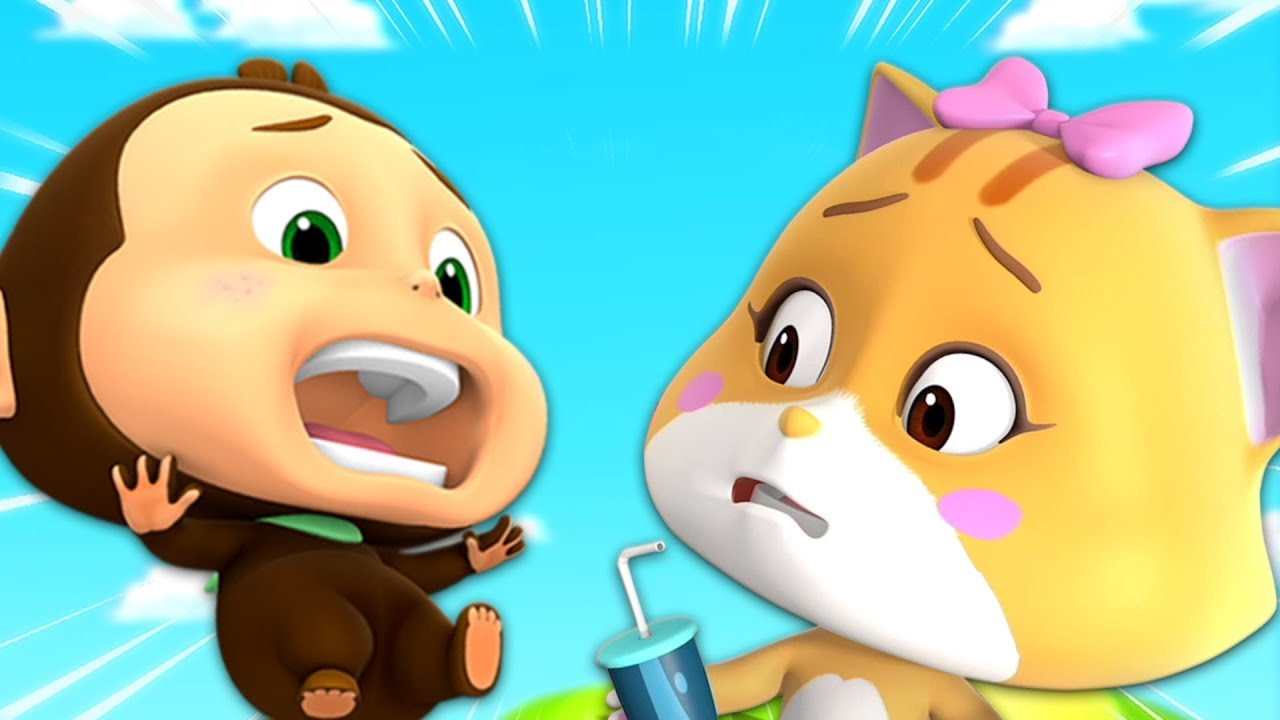 Contagious Hiccups | Videos For Babies By Loco Nuts