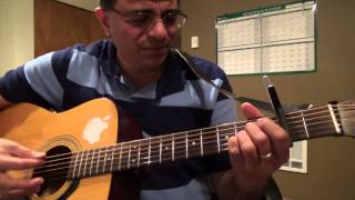 Krishna Ni Begane Baaro (Colonial Cousins) guitar chord lesson by Suresh