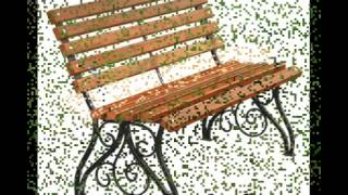 Стальные скамейки, Лавочки Садовые со спинкой(, 2014-01-04T14:23:53.000Z)