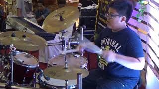 Rame - Rame / Timur - Glenn Fredly & The Bakuucakar Drum Cover by M.  Nabil