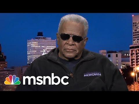Motown Legend Reacts To 'Blurred Lines' Verdict | msnbc