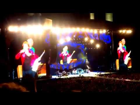 The Rolling Stones-Zip Code Tour - Hang On Sloopy -May 30, 2015