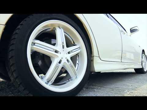 диски Sakura Wheels  модель Z490 цвет белый.