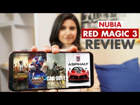 Nubia Red Magic 3/3s Review: Super Niche!