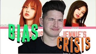 BEST OF LISA AND JENNIE'S ENGLISH RAPS - SONGS/COVERS REACTION | MY BIAS-CRISIS