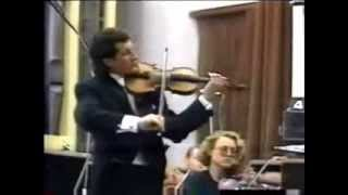 Sibelius Concerto in D minor COMPLETE Vilhelmas Čepinskis