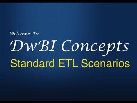 DW ETL Using Data Services- Content