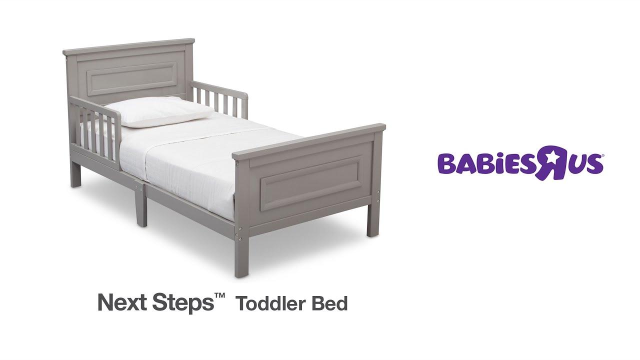 best service 161c7 ffcdb BRU's Next Steps™ Toddler Bed