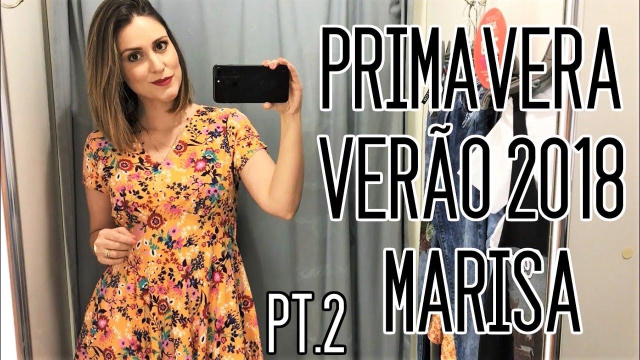 d28e8cc832 Novidades Primavera  Verão 2018 na Marisa - PT. 2 ...
