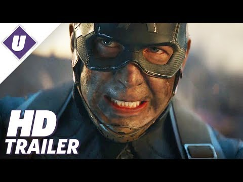 Avengers Endgame (2019) - New Official Trailer | Chris Evans, Brie Larson, Robert Downey Jr