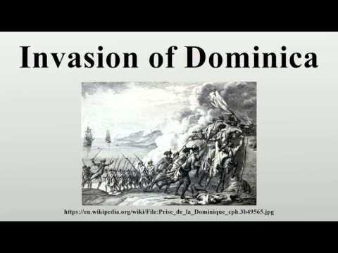 Invasion of Dominica