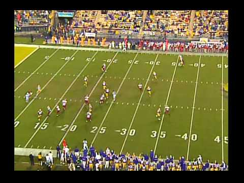 #91 Charles Alexander DL LSU vs Fresno St Part 3