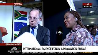 International Science Forum | SA and Switzerland in joint work on STI