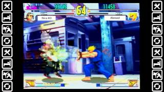 3s Test Stream: Nica K.O (yun) vs Ahmed (chun/ken)