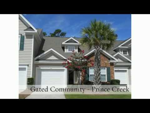 """Townhouse for Sale 735 Botany Loop, Murrells Inlet """"Johns Bay South"""" MLS#1616627"""