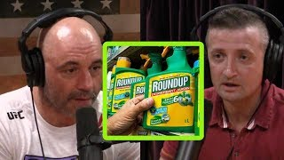 Does Glyphosate Really Cause Cancer? | Joe Rogan and Michael Malice