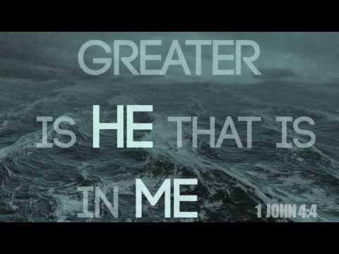 Sixteen Cities - Greater Is He (Official Lyric Video)