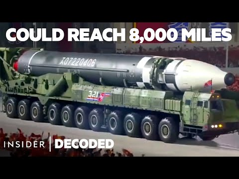 We Decoded The Nuclear Weapons At North Korea's Military Par
