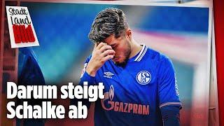 Die Analyse von Reif und Effe: Darum steigt Schalke ab | Stadt Land BILD