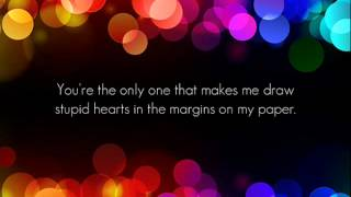 so amazing by beyonce and stevie wonder (with lyrics)