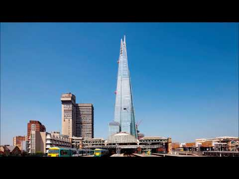 Top 10 tallest buildings in Europe