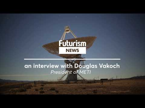 Scientists Have Launched an Breakthrough Way to Communicate With Aliens: Futurism Originals