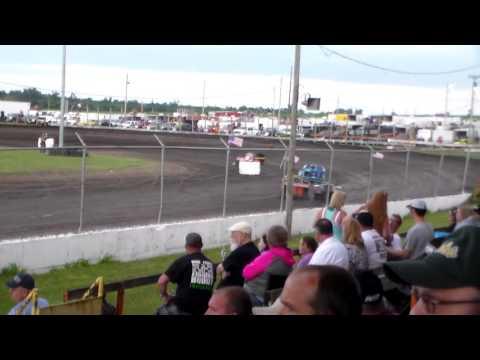 Micro Mod Amain @ Benton County Speedway 07/03/16