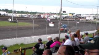 Hamilton County Speedway Micro Mod Feature
