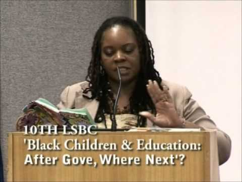 10th London Schools & the Black Child Conference 2013 - Rosemary Campbell-Stephens (1) - Part 7
