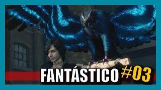 GAMEPLAY DO V É SIMPLESMENTE FANTÁSTICO!!! + UMA GRANDE SURPRESA - #03 [Devil May Cry 5]