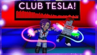 TILL TOD DO WE PARTY - Roblox Club Tesla