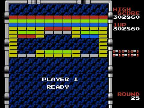Watch a year of brute force beat Arkanoid in 11 minutes