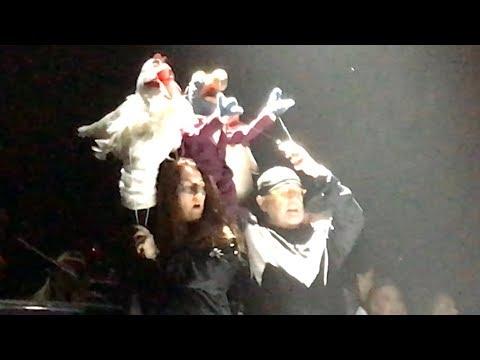 #TheMuppets Take The O2: Bohemian Rhapsody!