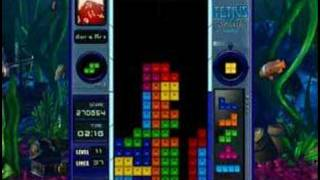 Tetris Splash ST stacking