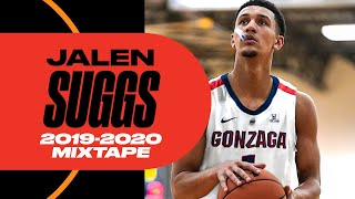 Five-Star Gonzaga Commit Jalen Suggs Is a Problem! - Official Mixtape