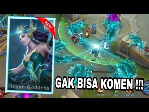 HERO BARU DARI INDONESIA !!! NYI RORO KIDUL TERLALU OP !!! - Mobile Legend Indonesia