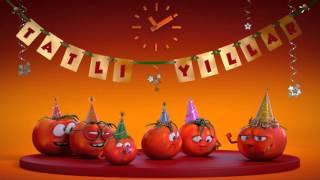 Tatlı Domatesler - Yılbaşı
