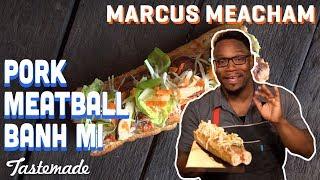 Pork Meatball Banh Mi | Marcus Meacham