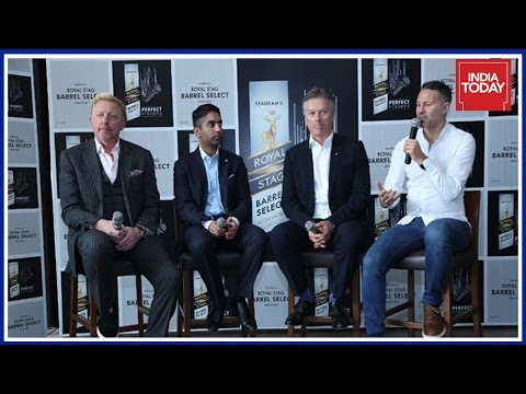 Royal Stag Barrel Select Perfect Strokes With Abhinav Bindra & Steve Waugh