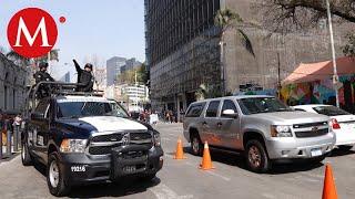 Fiscal William Barr llega a México para tratar temas de seguridad