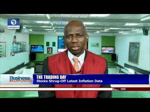 NSE Update As Stocks Swing Positive At Midday  Business Incorporated 