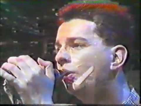 Depeche Mode See You Live on the Tube 1982
