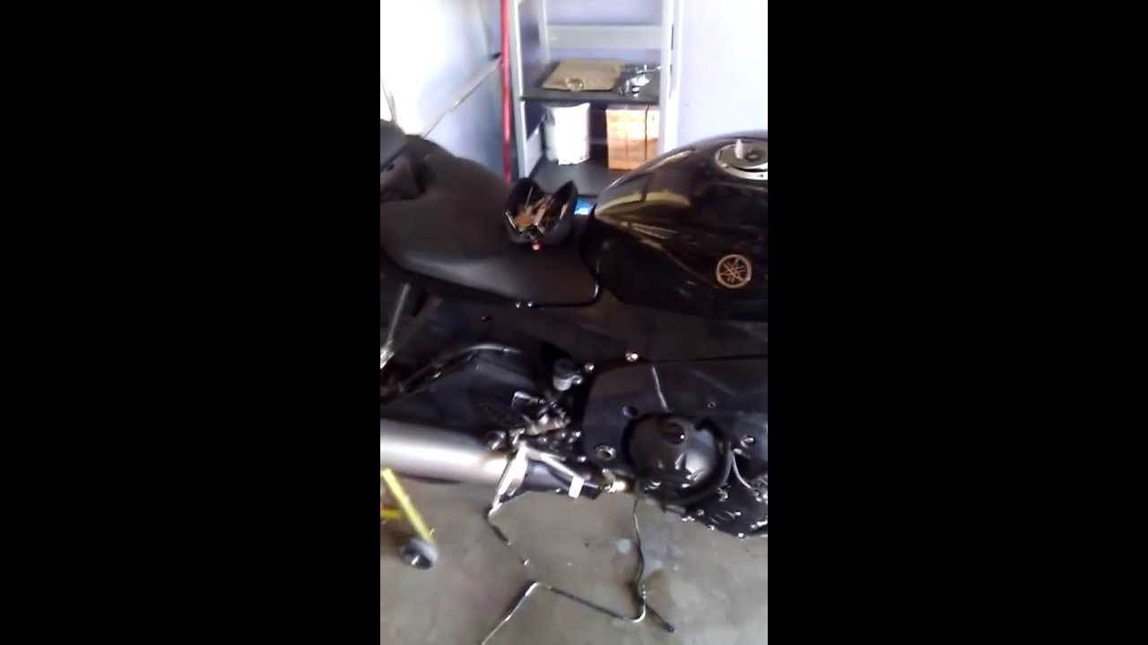 SOLVED: How to unlock and start my yamaha r6 without key - Fixya