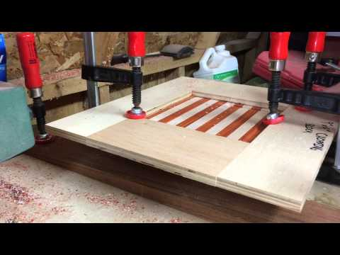 How to: Routing Juice Grooves and Handles on Chopping Blocks