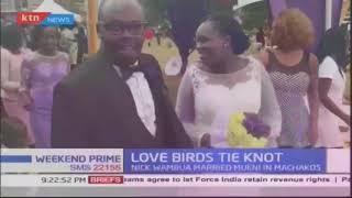 Philip Keittany weds Lydia Ndoigo